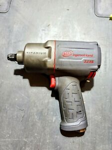 Refurb Ingersoll Rand 2235timax 1 2 Titanium Impact Wrench