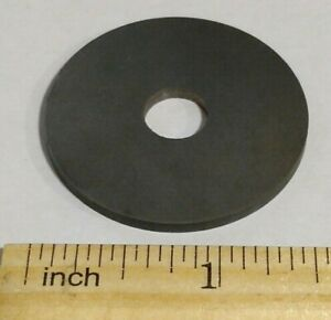 Tungsten Carbide Ring Blank Insert 1 5 Od X 3 8 Id X 3 32 Thick