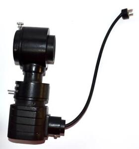 Reflected Light Attachement For Compound Microscope With Polarizer And Control