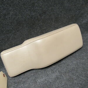 1996 99 Oldsmobile 88 Center Console Lid Cover Arm Rest Neutral Beige Oem 53686