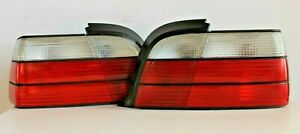 Tail Lights Bmw E36 Oem Coupe Convertible Clear Facelift Euro Rear 1992 1999