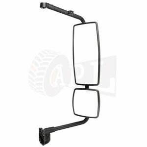 Truck Mirror Complete Rh Side For 2002 18 International Durastar 4200 4300 4400