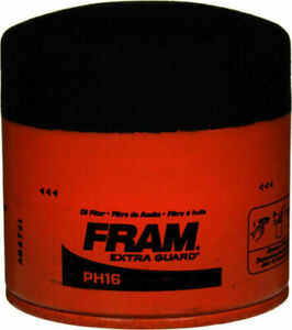 Ph16 Fram Oil Filter Fits 1991 2003 Dodge Ram Dakota Magnum 5 2l V8 3 9l V6