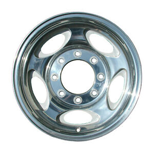 03408 Refinished Ford F250 Super Duty 2000 2004 16 Inch Wheel Polished