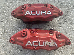 2005 2012 Acura Rl Front Brake Caliper Left And Right Side Oem