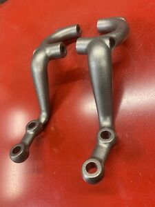1928 48 Ford 4 Dropped Axle Bolt Through Steering Arms Rh Or Lh Drive