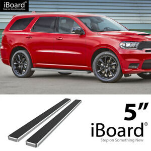 Iboard Stainless Steel 5 Inches Running Boards Fit 11 21 Dodge Durango