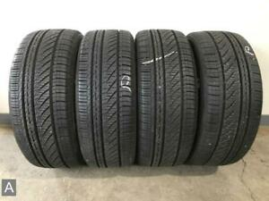 4x P205 50r17 Bridgestone Turanza Serenity Plus 10 32 Used Tires