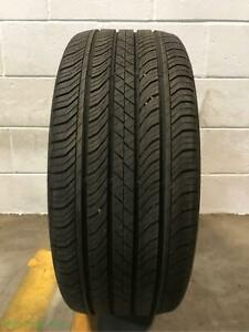 1x P245 35r20 Continental Procontact Tx 9 32 Used Tire