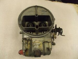 Dorton Holley 350cfm 2 Barrel Race Carburetor