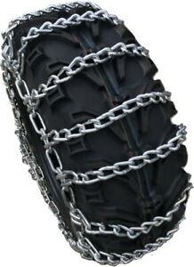 Kymco Mxu 500i 50th 25x10 12 R Atv Tire Chains