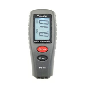 Car Paint Thickness Meter Paint Thickness Tester Digital Lcd Painting