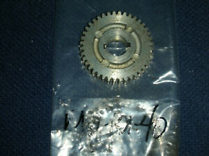 New Factory Oem Atlas Craftsman 6 Inch Swing Lathe 40 Tooth Change Gear New