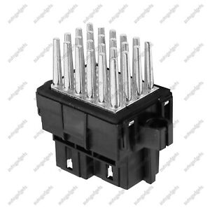 A C Heater Blower Motor Resistor For Chevy Buick Cadillac 1581638 15141283