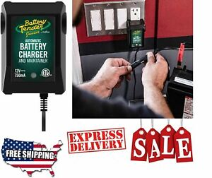 Deltran Battery Tender Jr 12v Maintainer Charger Tender Jr 12 Volt 75a
