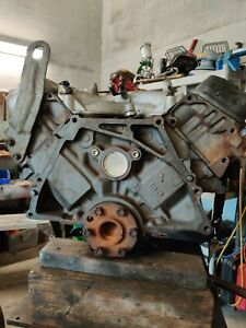 1993 Ford 460 7 5l Fuel Injected Engine Core