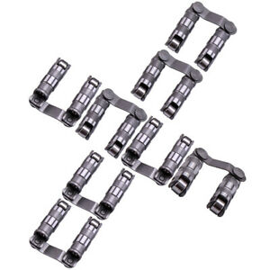 Hydraulic Roller Lifter 16pcs For Chevy Big Block Bbc 396 402 427 454