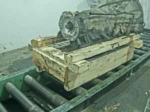Automatic Transmission 6 Cylinder 4wd Fits 97 Cherokee 4055480