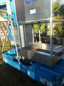 Genie Iwp 20s Lift Work Platform Vertical Mast Industrical Construction Lift