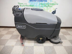 Advance Warrior St 28 Disc Floor Scrubber Walk Behind