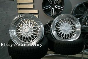 New 18 Inch 5x120 Et30 Forzza Malm Rims For Bmw Old School Wheels Jdm Bbs Style