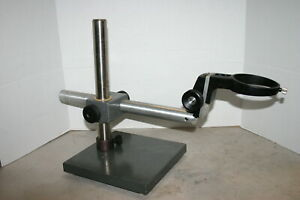 Ao American Optical Stereozoom Microscope Boom Stand