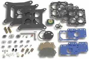 Holley 37 119 4160 1850 600 Cfm Vacuum Secondary Carburetor Renew rebuild Kit