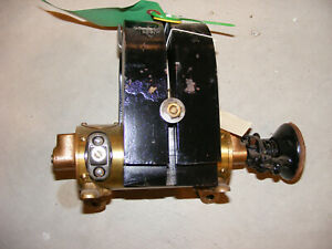 Wizard Model Fs Magneto Hit And Miss Gas Engine Re con