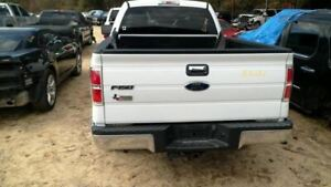 Rear Bumper Styleside With Tow Package Fits 09 14 Ford F150 Pickup 754923