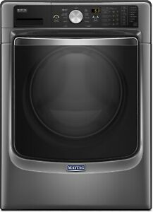 Maytag 27 Inch 4 6 Cu Ft Front Load Washer With Steam Powerwash Mhw8200fc