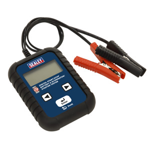 Sealey Bt2011 Digital Start Stop Battery Alternator Starter Tester