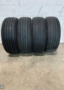 4x P215 50r17 Firestone Ft140 8 32 Used Tires