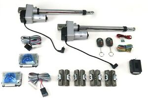 Autoloc Power Gullwing Automatic 2 Door Conversion Kit W Remote 9629