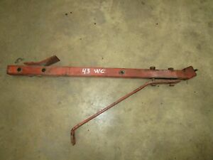 Allis Chalmers Wc Steering Shaft Support Post Brace Antique Tractor