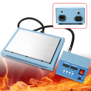 1200w Split Type Electronic Hot Plate Preheat Station Heating Table 200 300mm Us