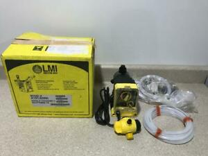 Lmi Electronic Metering Pump A151 928si New