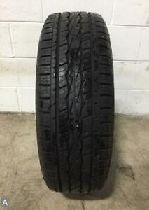 1x P245 65r17 General Grabber Stx 11 32 Used Tire