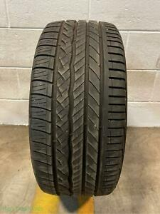1x P245 40r18 Dunlop Signature Hp 8 32 Used Tire