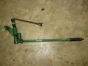 Oliver 1650 Diesel Pto On Off Control Handle Linkage Antique Tractor