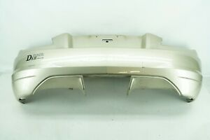 Chrysler Crossfire 04 08 Rear Bumper Cover Panel Oyster Gold 1938850125