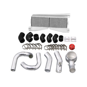 Cxracing Intercooler Piping Kit For 67 76 Dodge Dart Small Block Twin Turbo