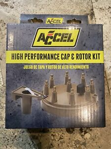 Accel 8234 High Performance Cap Rotor Kit Ford Mercury 302 5 0 V8 Distributor
