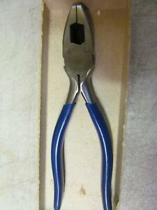 New Old Stock Rare Matco Tools 6 Lineman S Pliers