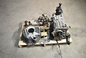 89 96 Corvette C4 Zf 6 Speed Manual Transmission Conversion Swap 61k Aa6654