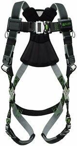 Miller Revolution Harness With Kevlar nome Webbing Tongue Buckle Legs 2xl 3xl