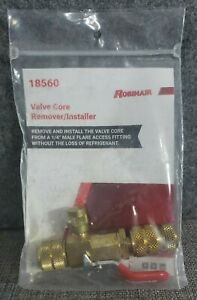 Robinair 18560 Under Press Valve Core Tool