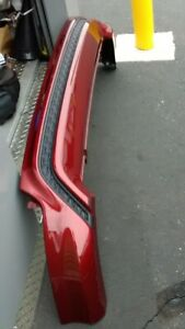 Oem Lower Rear Bumper Valence Ruby Red Ford Focus Hatchback Titanium Mk3 5 2015