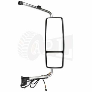 Truck Mirror Complete Passenger Side For 2002 18 International Prostar lonestar
