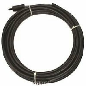 Drain Snake Power 1 4x25ft Black
