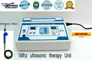 Original Ultrasound 1mhz Ultrasonic Therapy Ust Machine For Pain Relief Unit 2e